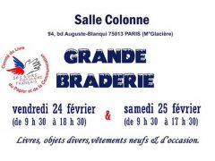 Braderie Secours Populaire