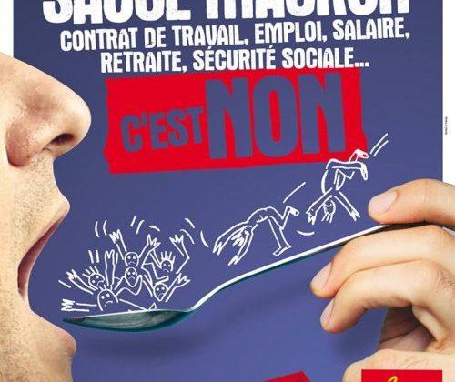 Contre la politique gouvernementale, pour gagner de nouvelles conquêtes sociales, Le 12 septembre, Manifestons !