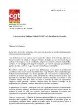 Lettre ouverte à la présidente de Presstalis