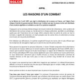 Distribution de la presse : les raisons d'un combat