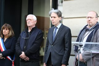 A la mémoire du personnel des Messageries mort pour la France