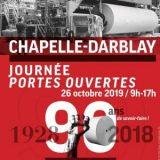 Chapelle-Darblay : portes ouvertes le 26/10