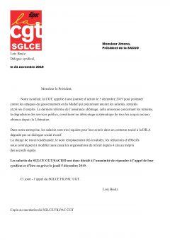 « Journal officiel » : grève le 5 décembre pour les retraites