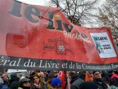 Retraites : tous en grève et dans la rue le 24 janvier