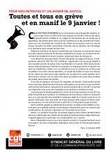 Retraites : appel à la grève dans la presse, l'édition et le labeur