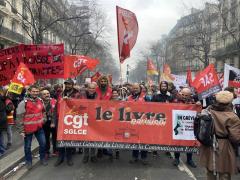Retraites : mobilisés le 31 mars !
