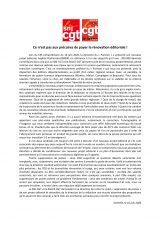 « Le Parisien » : ce n'est pas aux précaires de payer la rénovation éditoriale !