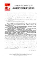Face au mutisme des éditeurs de presse, le SGLCE-CGT va amplifier la mobilisation!