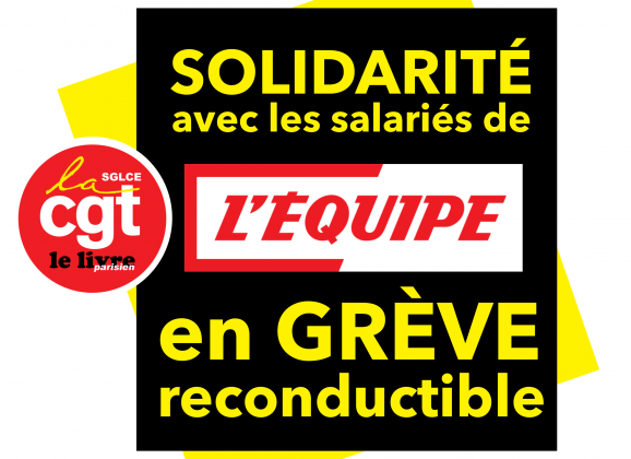Grève à « L'Équipe » : la direction doit négocier !
