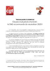 Édition : l'année 2020 doit être exclue du calcul des volumes prévisionnels d'activité de 2021 des TAD